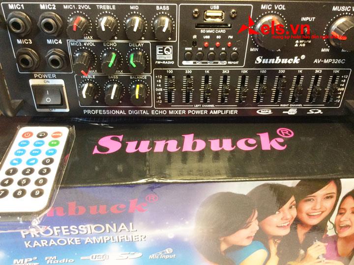 amply-sunbuck-12v-326c