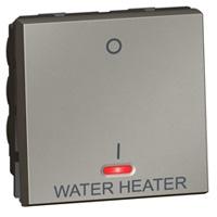 Công tắc n2 cực có đèn cho máy nước nóng 2M 572549