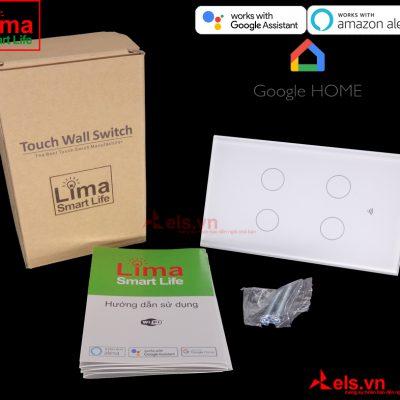 Công-tắc-thông-minh-Lima-smart-life-LM04-chat-lượng-cao-màu-đen-els