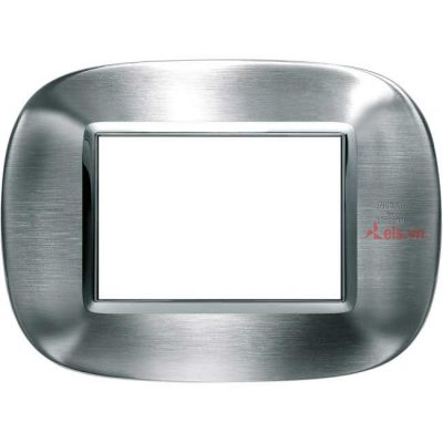 MẶT CHE 3M BRUSHED STEEL HB4803AXS