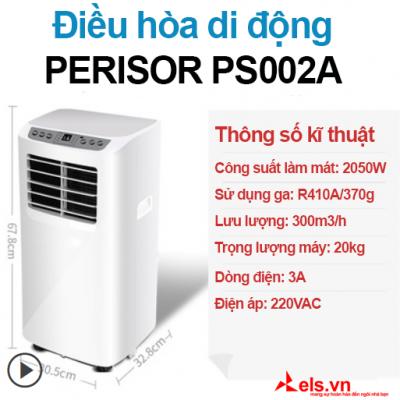 máy-điều-hòa-di-động-PERISOR-PS-002A